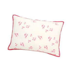 Auggie Pillow Cover - Pretty with Pink Bedding | kids at home