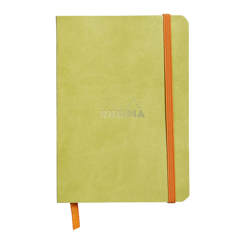 RHODIA Softcover Notebook A6 - Anise Green | kids at home
