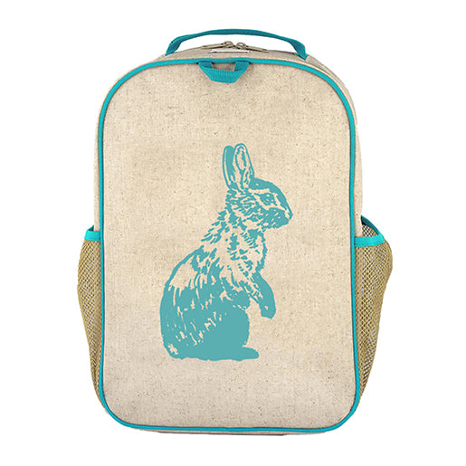 SoYoung Aqua Bunny Grade School Backpack | kids at home