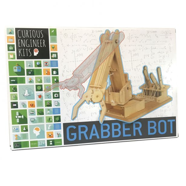 Copernicus Toys & Gifts | Make A Grabber Bot