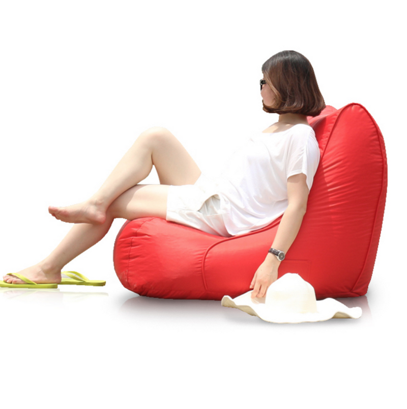 Beanbag Volkano Outdoor and Indoor - Rouge | kids at home