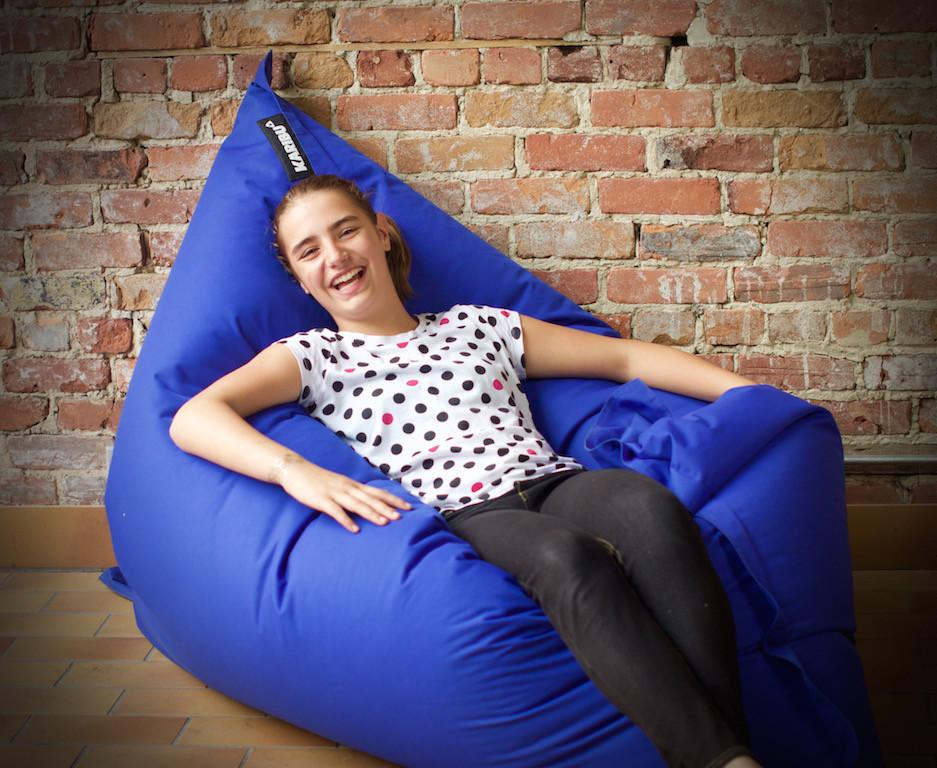 Beanbag Standard Indoor - Royal Blue