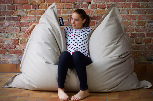Beanbag Standard Indoor - Light Grey