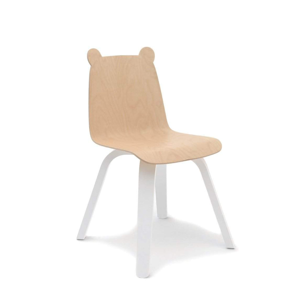 Oeuf | Bear Play Chair - Birch (Set of 2)
