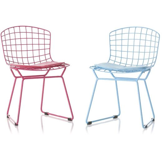 Kids Bertoia Chair - Pink