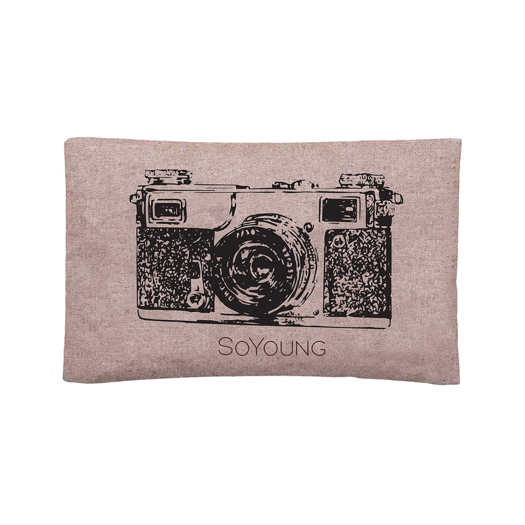 SoYoung | Black Camera Tile Ice Pack