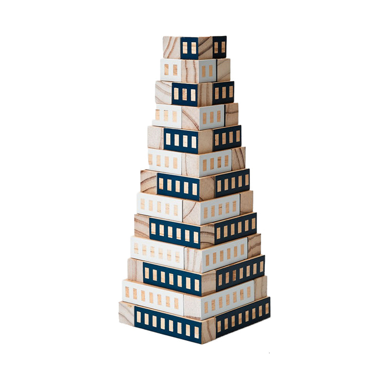 Areaware Blockitecture - Tower Puzzle | kids at home