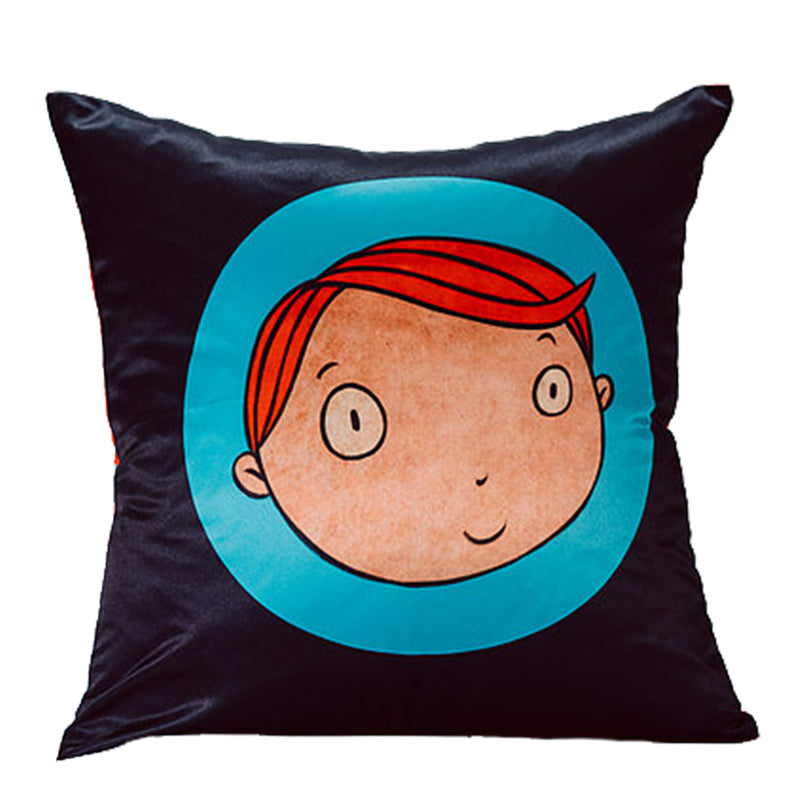 Persnickety Design Boy Cushion | kids at home