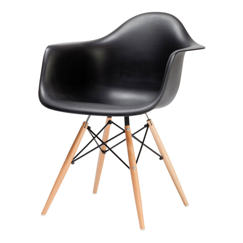 Kids Bucket Chair - Black