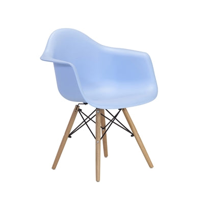 Kids Bucket Chair - Blue