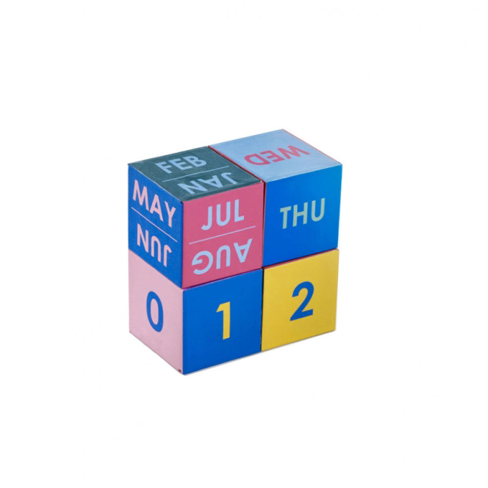 Design Ideas | PuzzleBlocks Set (Perpetual Calendar)
