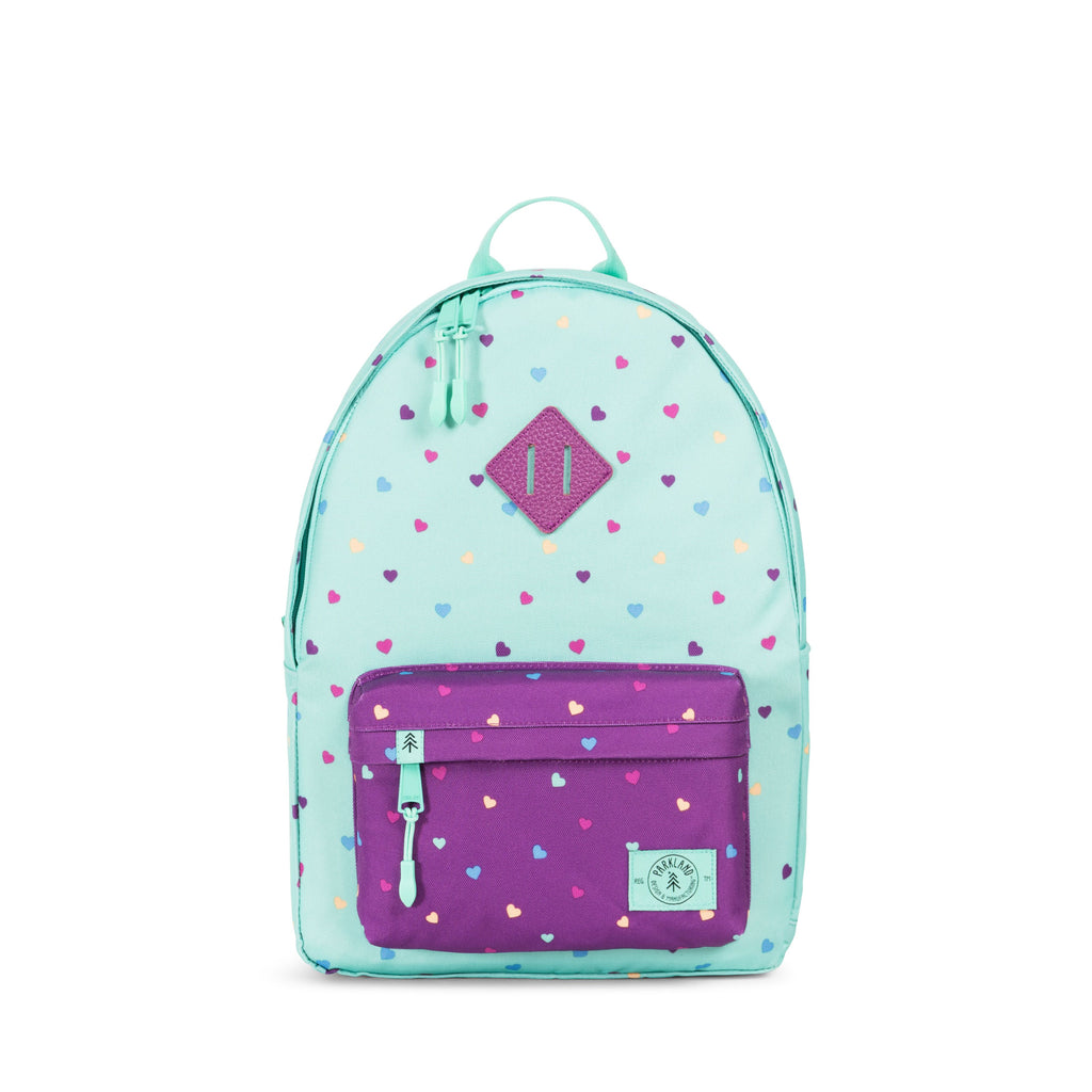 Parkland | Bayside Backpack - Candy Hearts