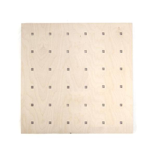 Caramba Pegboard - Natural Birch
