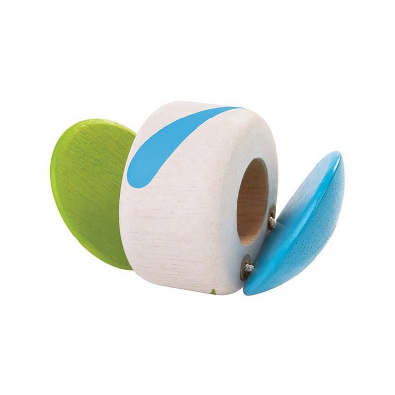 sustainable toys. plantoys. clapping roller