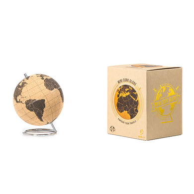 SUCK UK Cork Globe - Small Accessory | kids at home
