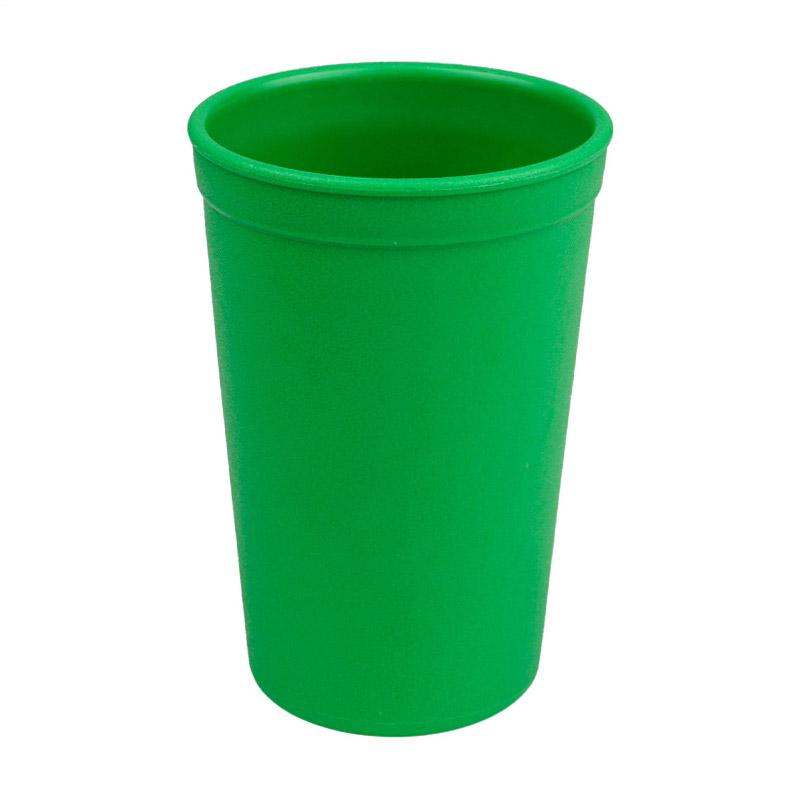 Re-Play Recycled Plastic Cup - Kelly Green | kids at home
