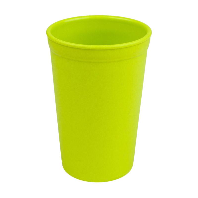 Re-Play Recycled Plastic Cup - Lime Green | kids at home