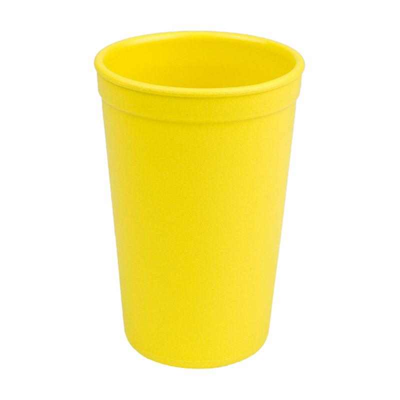 Re-Play Recycled Plastic Cup - Yellow | kids at home