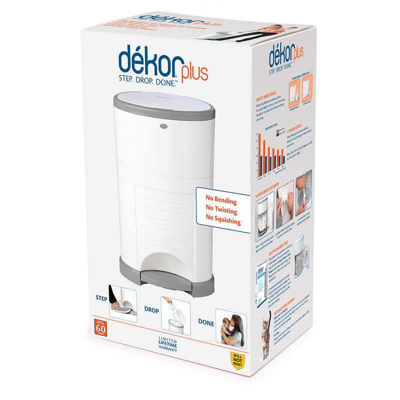 Diaper Pail Plus