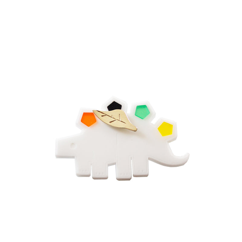 Snow Studios Little Dinosaur Pin Accessory | kids at home