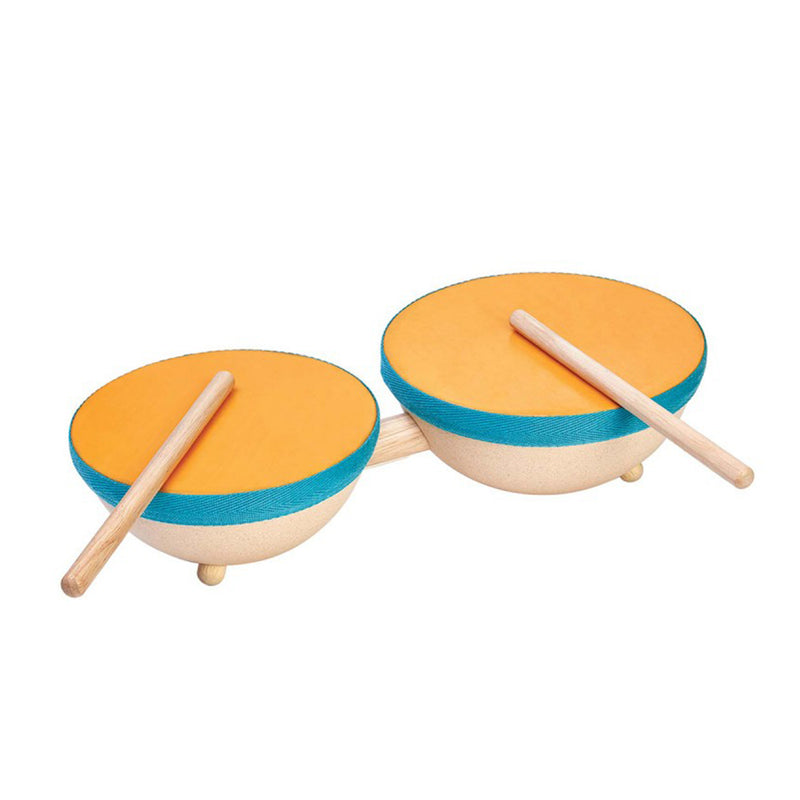 PlanToys | DOUBLE DRUM