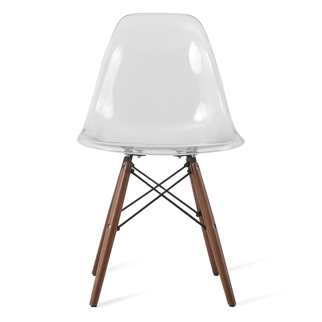 Plata Import Eiffel Chair - Clear Chairs | kids at home
