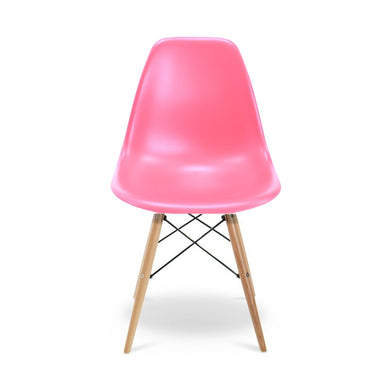 Plata Import Kids Eiffel Chair - Pink Chairs | kids at home