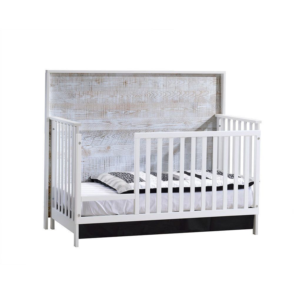 Vibe 5-in-1 Convertible Crib