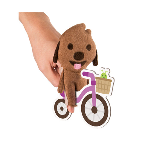 Walk and Play Finger Puppets