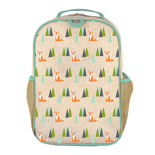 SoYoung Olive Fox Grade School Backpack | kids at home
