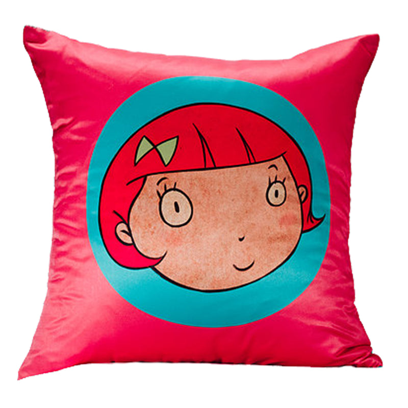 Persnickety Design Girl Cushion | kids at home