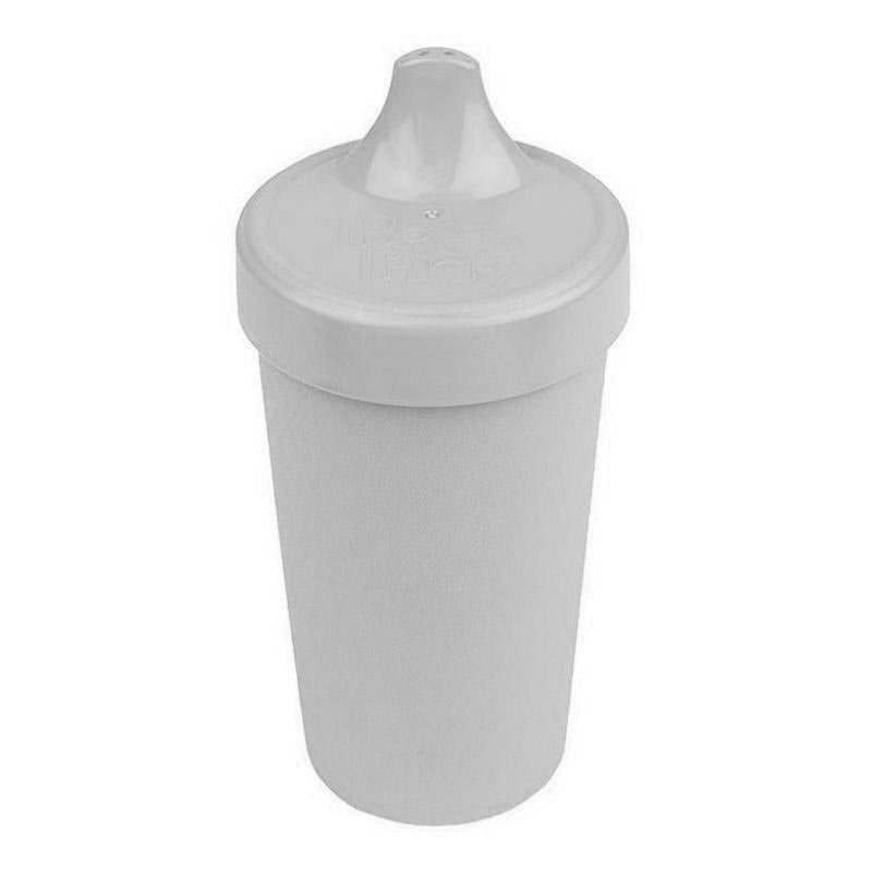 Re-Play Recycled Plastic No Spill Sippy Cup - Grey | kids at home