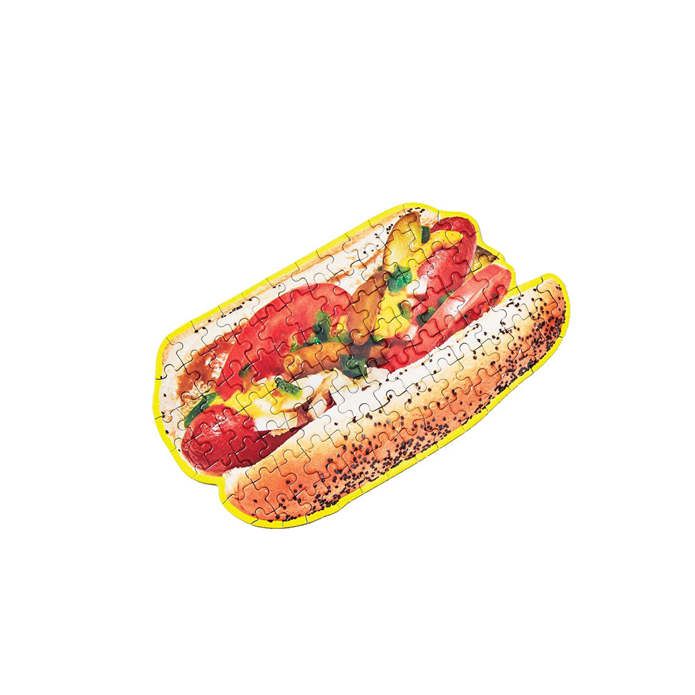 Areaware | Little Puzzle Thing - Chicago Hot Dog