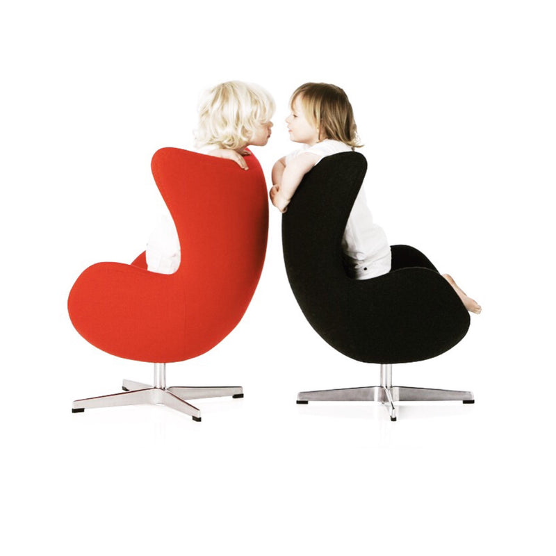 Mini Egg Chair - Red