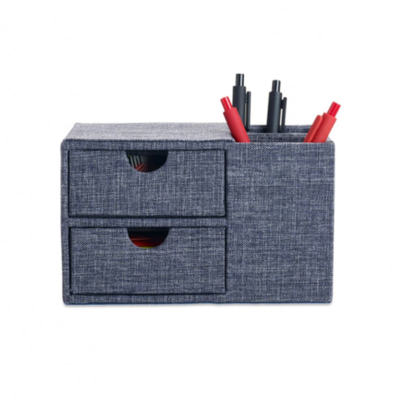 Design Ideas Indigo Desk Buddy Storage | kids at home