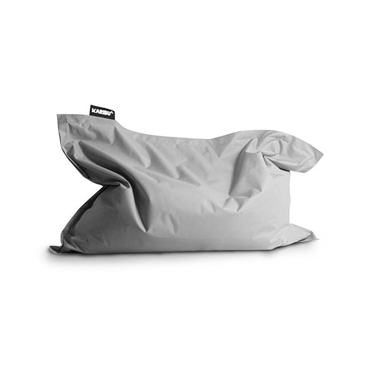 Karibu Beanbag Junior Outdoor - Light Grey | kids at home
