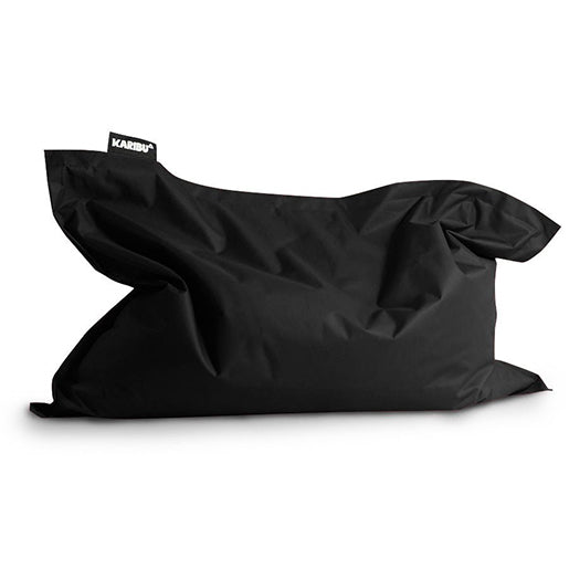 Karibu Beanbag Standard Outdoor - Black | kids at home