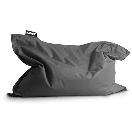Karibu Beanbag Standard Outdoor - Charcoal | kids at home
