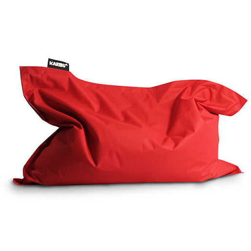Karibu Beanbag Standard Outdoor - Red | kids at home