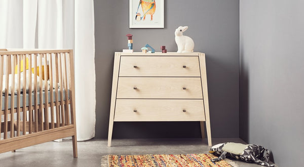 Linea 3 Drawer Dresser **new**