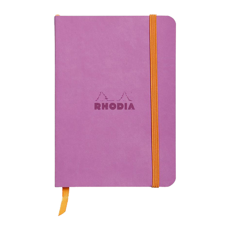 RHODIA Softcover Notebook A6 - Lilac | kids at home