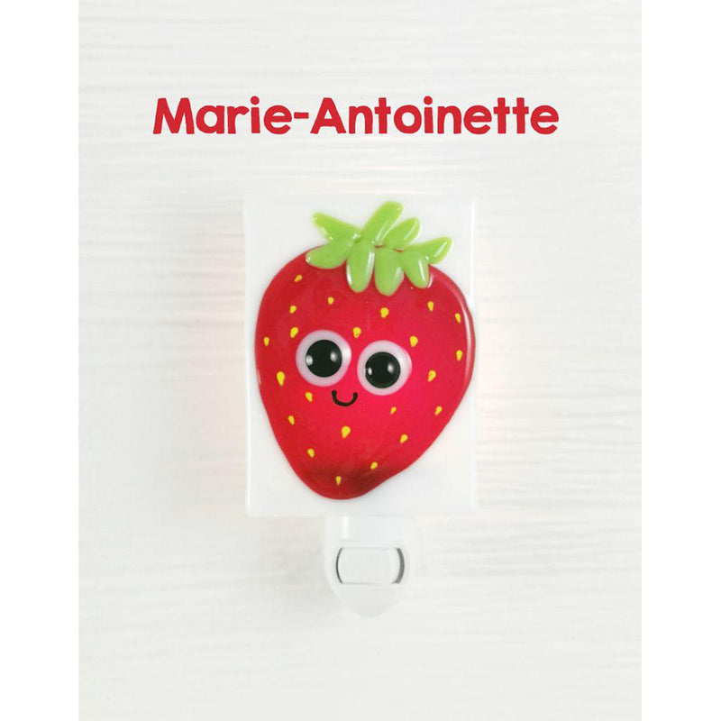 Veille Sur Toi Night Light - Strawberry Marie Antoinette | kids at home