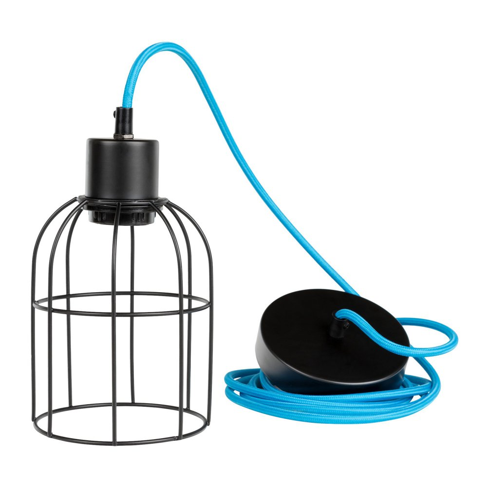 PLOG-it Cage Lampshade - Black Lighting | kids at home