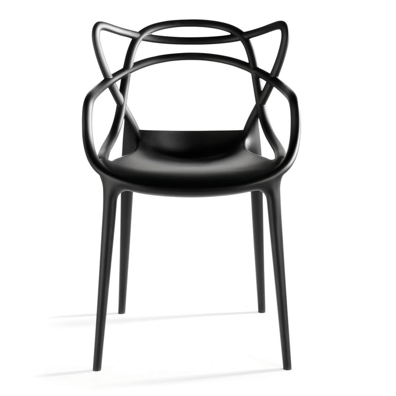 Plata Import Kids Master Chair - Black Chairs | kids at home