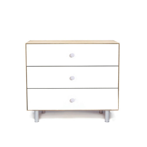 Oeuf Classic 3 Drawer Dresser - Birch Dressers | kids at home