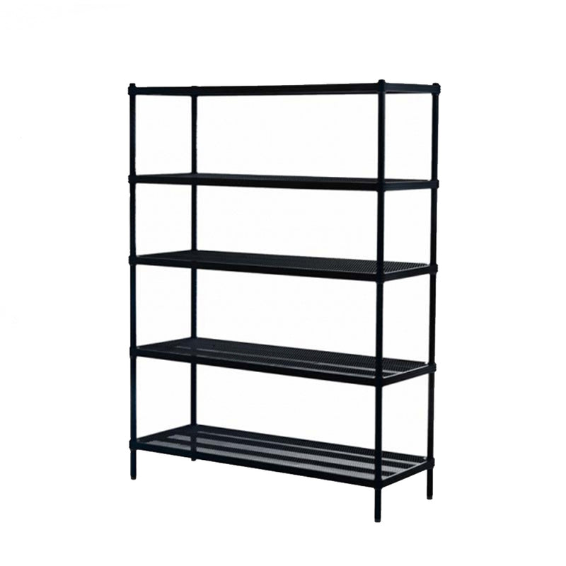 Design Ideas MeshWorks Shelving Unit - Black | kids at home
