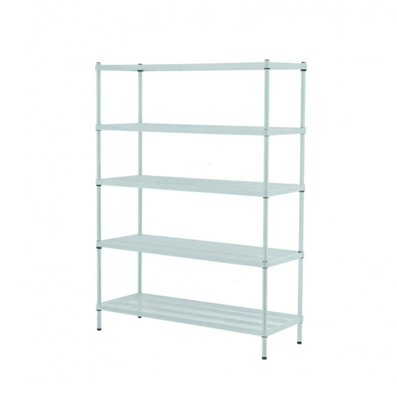 Design Ideas | MeshWorks Shelving Unit - Sage Green