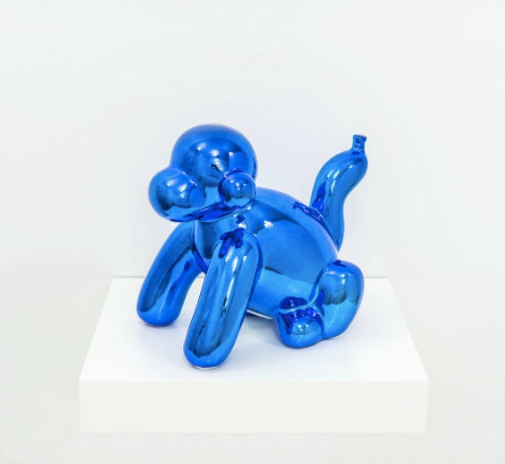 Balloon Money Bank - Monkey, Blue | kids at home