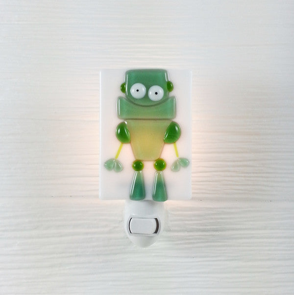 Veille Sur Toi Night Light - Robot | kids at home