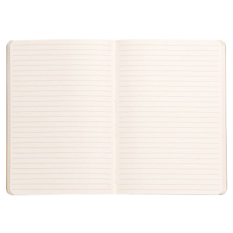 Softcover Notebook  A5 - Beige